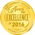Baby Maternity Magazine Award for Excellence in 2016