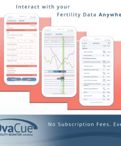 OvaCue Wireless - Interact with your Fertility Data Anywhere