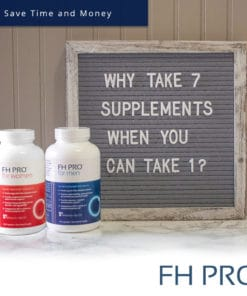 FH PRO Combo - Why Take 7 Supplements