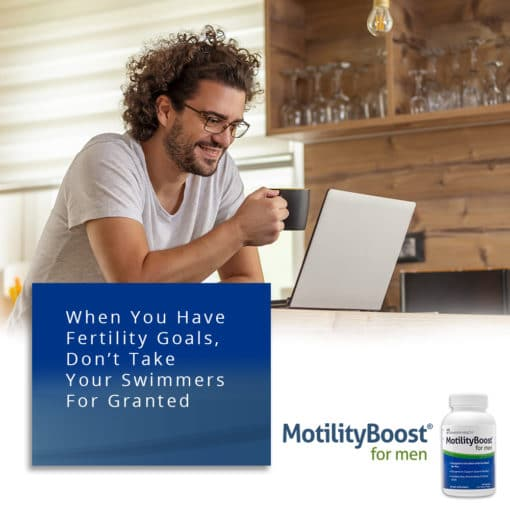 Who Takes MotilityBoost for Men