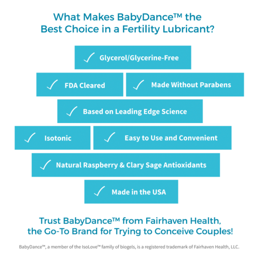 What Makes BabyDance the Best Choice in Fertility Lubricant?