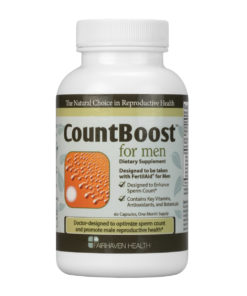 CountBoost for Men