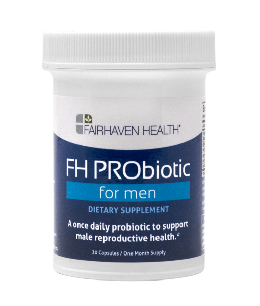 FH PRObiotic for Men to Support Male Reproductive Health
