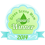 Milkies Milk-Saver Green Scene Mom Award Winner 2014