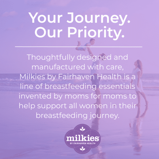 Milkies - Your Journey. Our Prioirity.