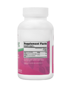 PeaPod Cal-Mag Supplement Facts