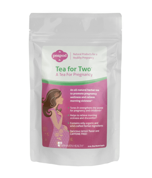 Tea for Two for Pregnancy